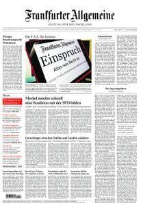 Frankfurter Allgemeine Zeitung F.A.Z. - 27. November 2017