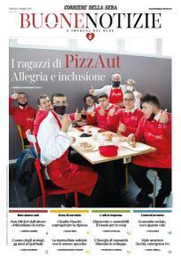 Corriere della Sera Buone Notizie - 11 Maggio 2021