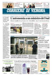 Corriere di Verona – 05 settembre 2019