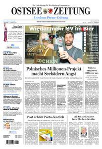 Ostsee Zeitung Wolgast - 12. Februar 2019