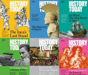 History Today - Full Year 2020 Collection