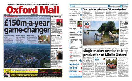 Oxford Mail – June 26, 2018