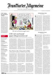 Frankfurter Allgemeine Zeitung - 9 Juni 2020