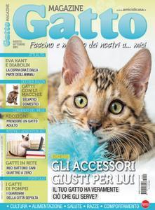 Gatto Magazine – agosto 2021