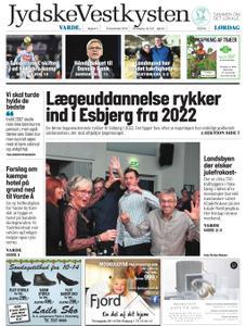 JydskeVestkysten Varde – 08. december 2018