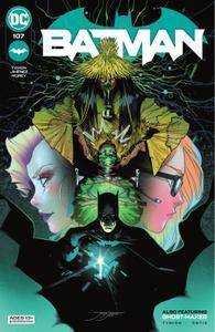 Batman v3 107 (2021) (Webrip) (The Last Kryptonian DCP