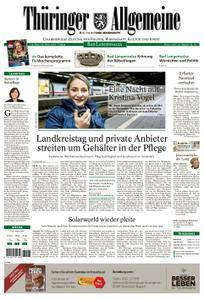 Thüringer Allgemeine Bad Langensalza - 29. März 2018