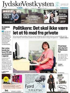 JydskeVestkysten Varde – 25. oktober 2018