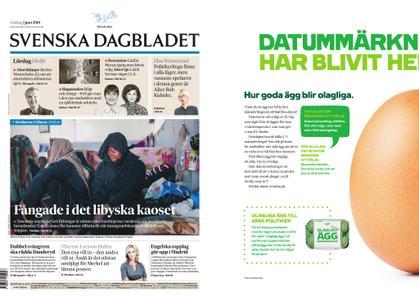 Svenska Dagbladet – 01 juni 2019