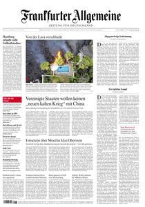 Frankfurter Allgemeine Zeitung - 22 September 2021