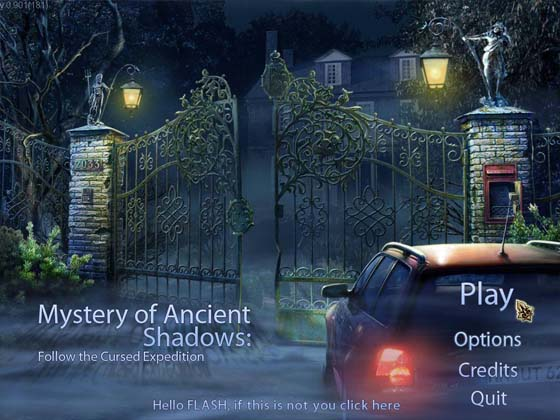 Mystery of Ancient Shadows: Follow the Cursed Expedition