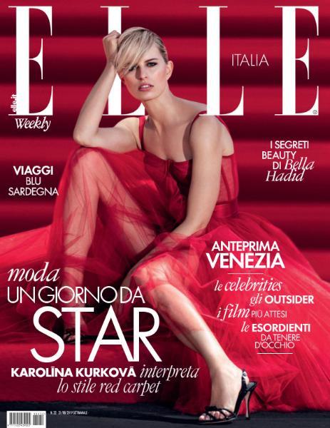Elle Italia N.32 - 31 Agosto 2019
