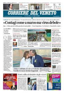 Corriere del Veneto Venezia e Mestre – 11 ottobre 2020