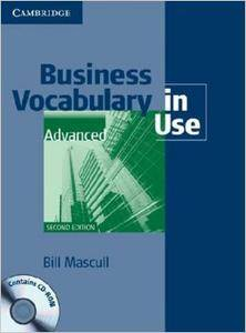 Business Vocabulary in Use Advanced with Answers (Repost)