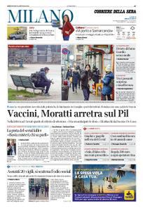 Corriere della Sera Milano – 20 gennaio 2021