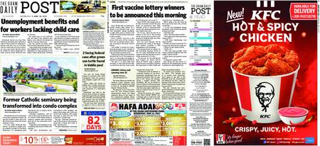 The Guam Daily Post – June 16, 2021