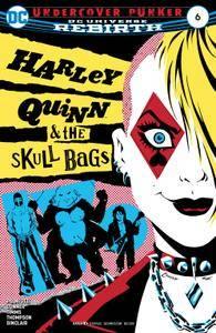 Harley Quinn 006 2016 2 covers Digital Zone-Empire