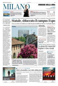 Corriere della Sera Milano – 24 luglio 2019