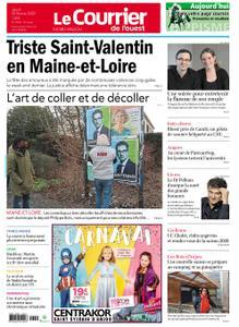 Le Courrier de l'Ouest Nord Anjou – 20 février 2020