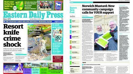 Eastern Daily Press – February 15, 2018