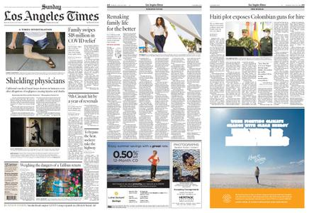 Los Angeles Times – July 18, 2021