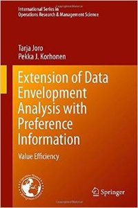 Extension of Data Envelopment Analysis with Preference Information: Value Efficiency