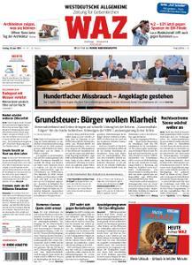WAZ Westdeutsche Allgemeine Zeitung Gelsenkirchen - 28. Juni 2019