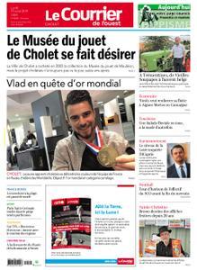 Le Courrier de l'Ouest Cholet – 19 août 2019