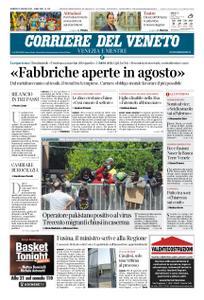 Corriere del Veneto Venezia e Mestre – 12 giugno 2020