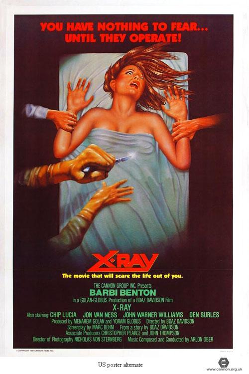 Hospital Massacre / X-Ray (1982)