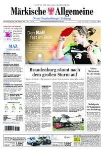 Neue Oranienburger Zeitung - 07. Oktober 2017