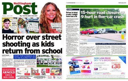 Nottingham Post – June 05, 2018