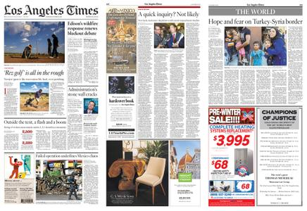 Los Angeles Times – October 19, 2019