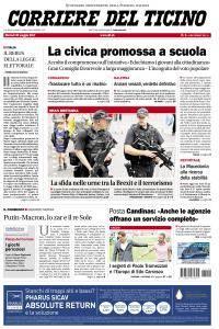 Corriere del Ticino - 30 Maggio 2017