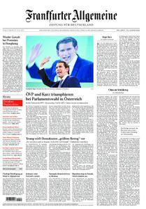 Frankfurter Allgemeine Zeitung F.A.Z. - 30. September 2019