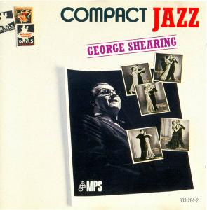 George Shearing - Compact Jazz [Recorded 1974-1979] (1987)