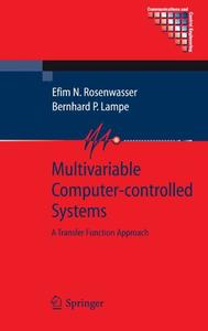 Multivariable Computer-controlled Systems: A Transfer Function Approach