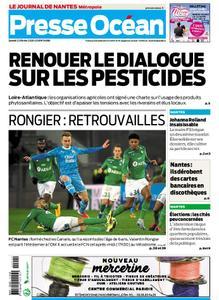 Presse Océan Nantes – 22 février 2020