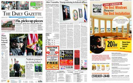 The Daily Gazette – September 12, 2017