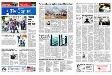 The Capital – May 15, 2018