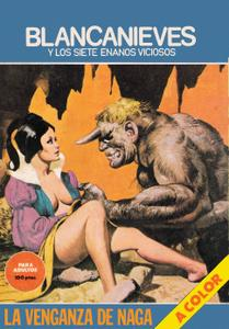 Blancanieves y los Siete Enanos Viciosos #2 (de 8) - La Venganza De Naga