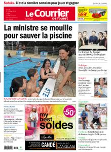 Le Courrier de l'Ouest Cholet – 01 juillet 2019