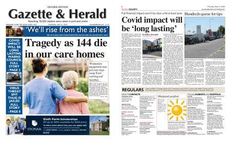 Gazette & Herald – May 21, 2020