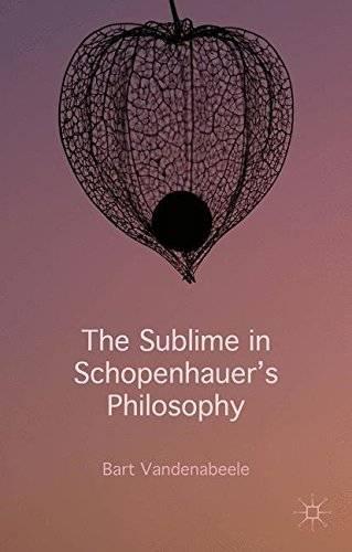 The Sublime in Schopenhauer's Philosophy(Repost)