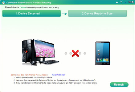 Coolmuster Android SMS + Contacts Recovery 4.3.28 Multilingual
