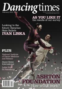 Dancing Times - February 2012