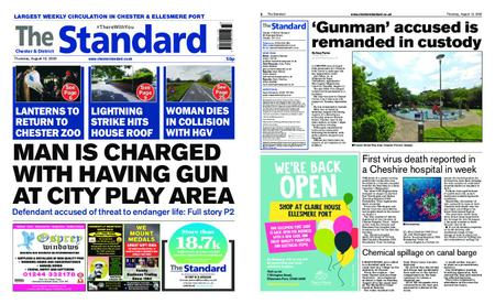 The Standard Chester & District – August 13, 2020