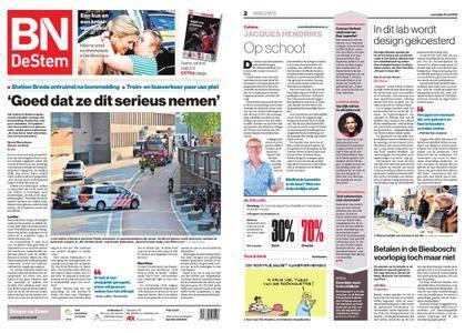 BN DeStem - Bergen op Zoom – 16 mei 2018