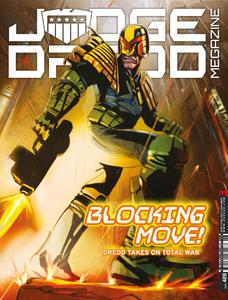 Judge Dredd Megazine 426 2020 digital Minutemen