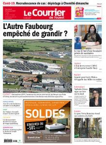 Le Courrier de l'Ouest Cholet – 26 février 2021
